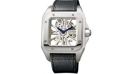Santos Cartier: le retour d'une montre légendaire