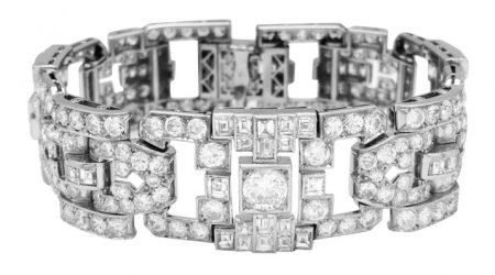 Bracelet Art déco de 1925