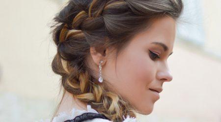 Tendance bijoux montres boucles d'oreilles pendantes