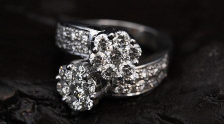 4C diamant poids en carats