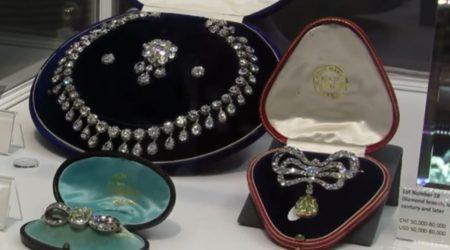 bijoux anciens de Marie-Antoinette
