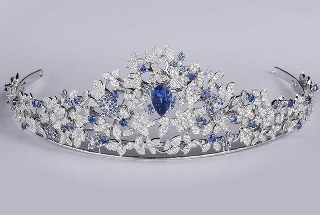 Diadème Mauboussin de la princesse Marie