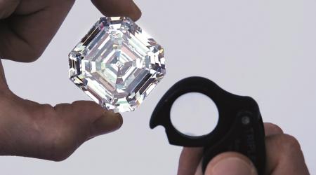 Diamant Graff Lesedi La Rona