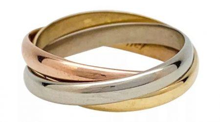 bague 3 anneaux occasion