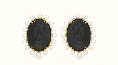 bijoux en camée Fenty
