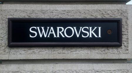 Swarovski bijoux de luxe