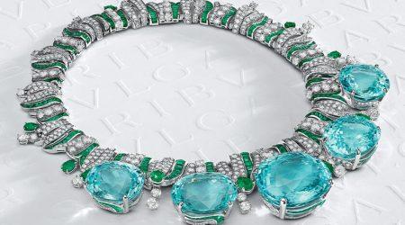 Bulgari Magnifica collier