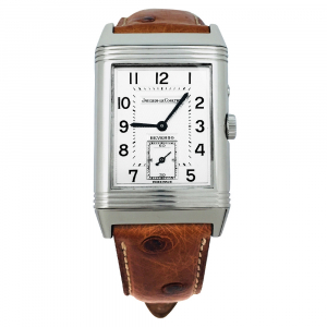 "Montre Jaeger Lecoultre, ""Reverso Duoface Night & Day""."