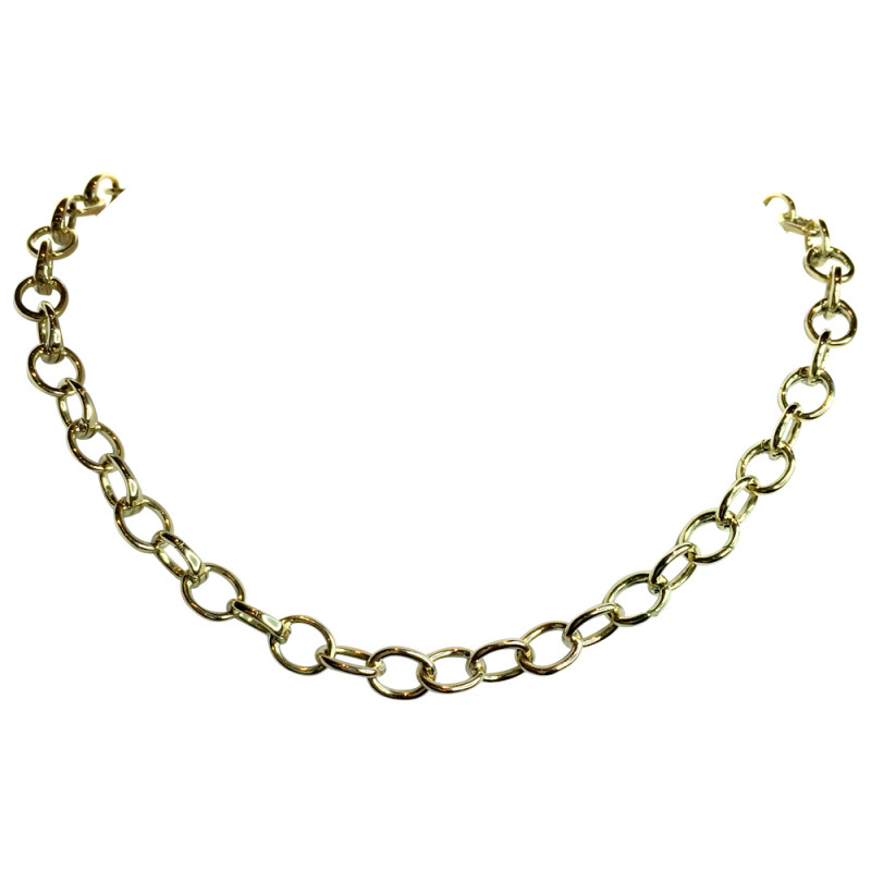 Collier Tiffany & Co en or jaune.